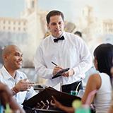 Waiter's Apparel